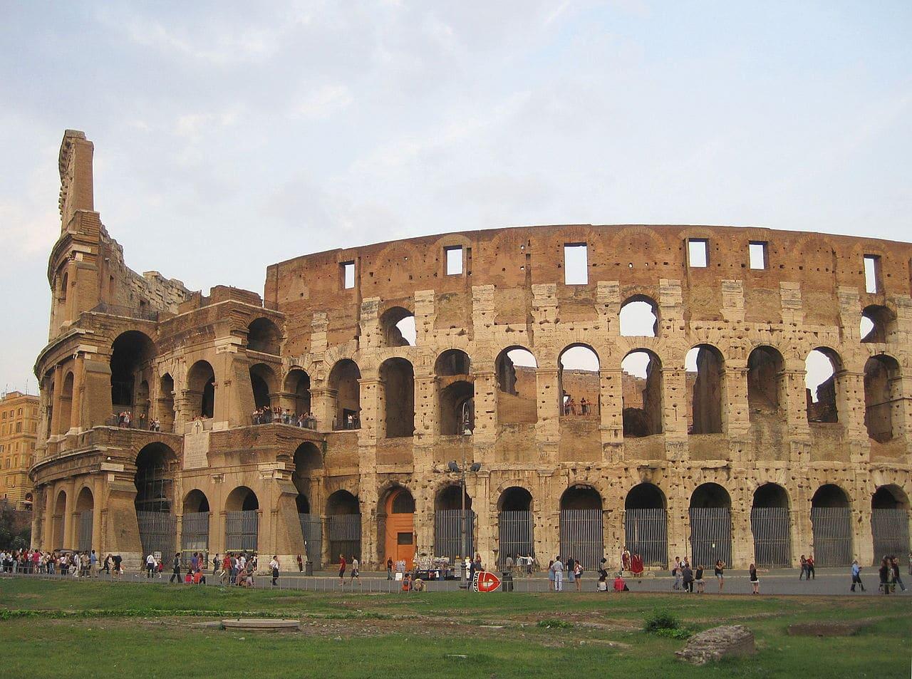 Foto del Coliseo de Roma
