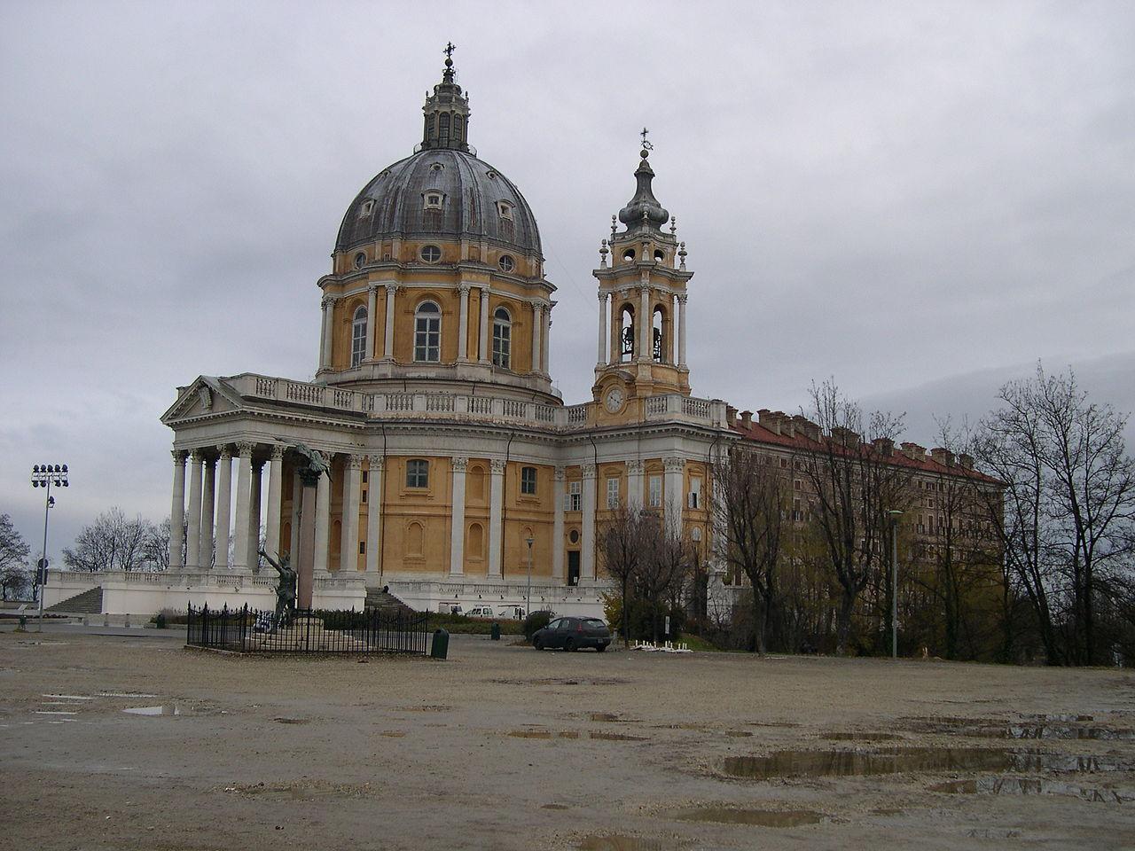 La basílica de Superga