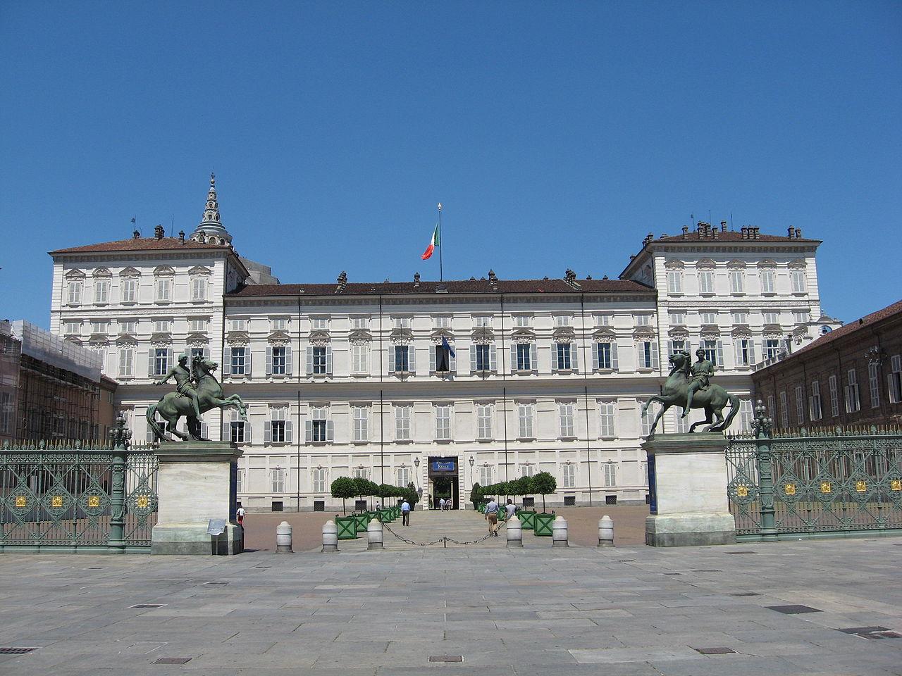 Foto del Palacio Real