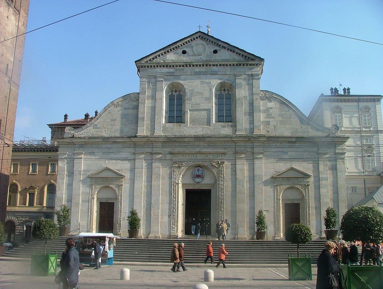 La catedral de Turín