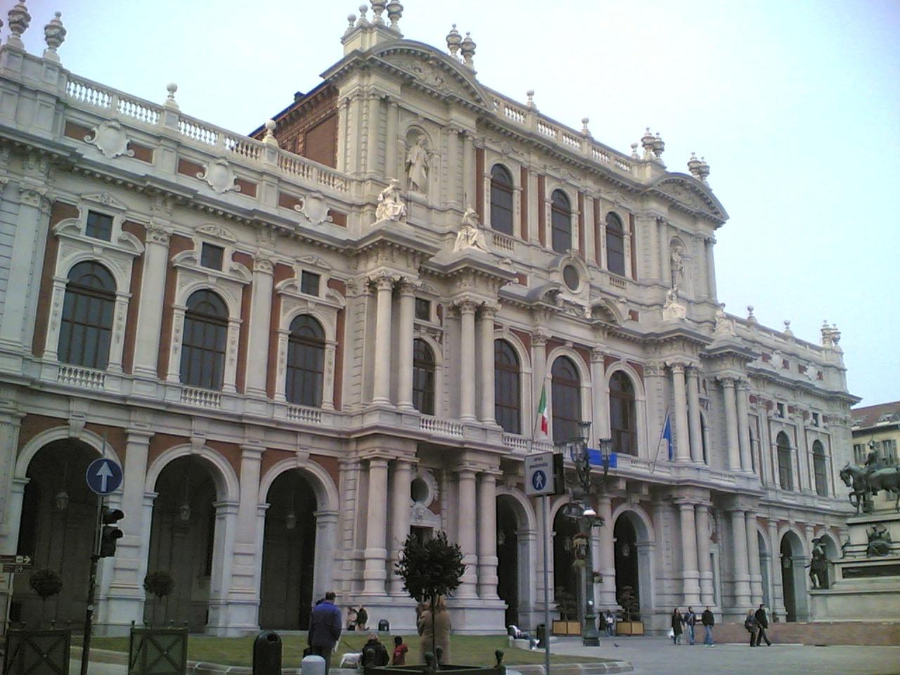 El Palacio Carignano
