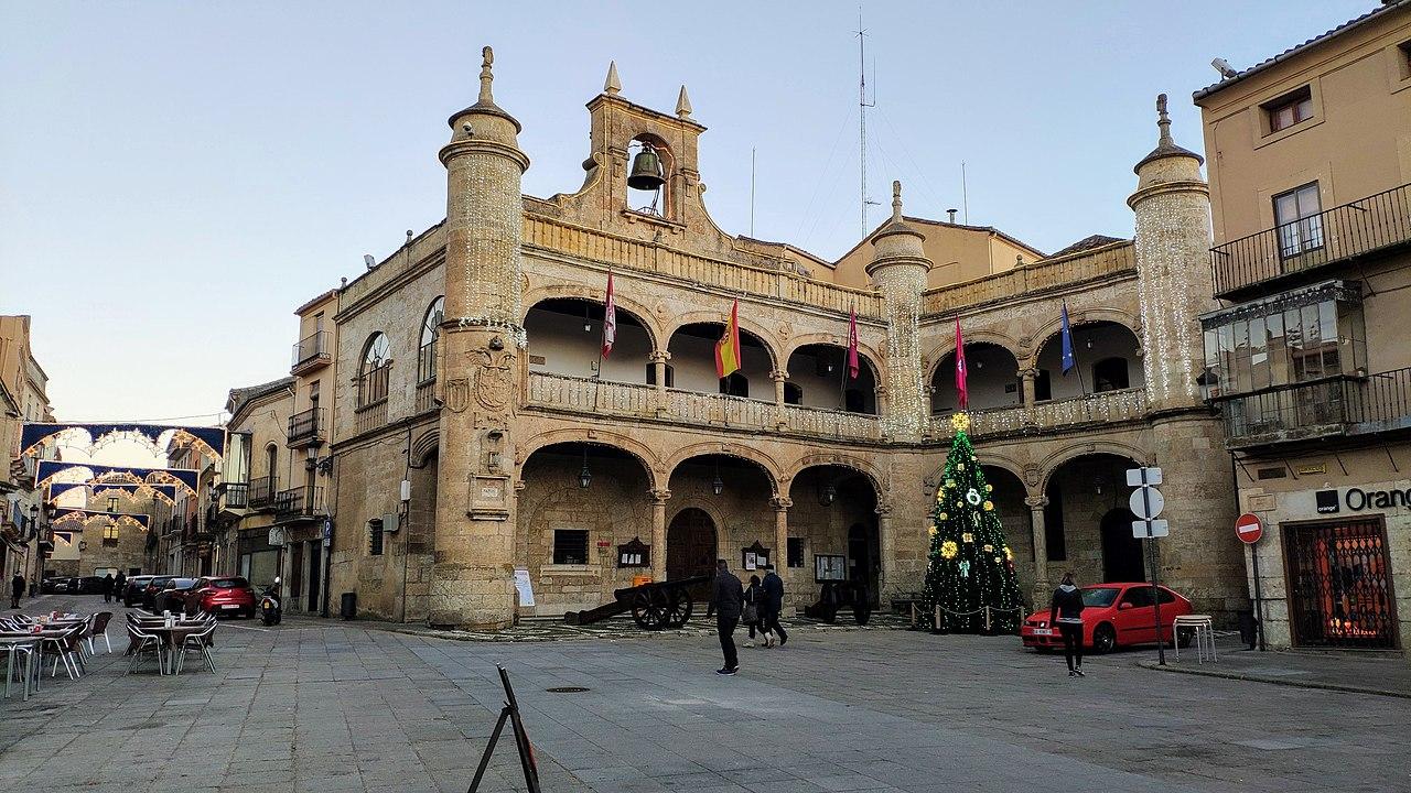 El Ayuntamiento de Ciudad Rodrigo