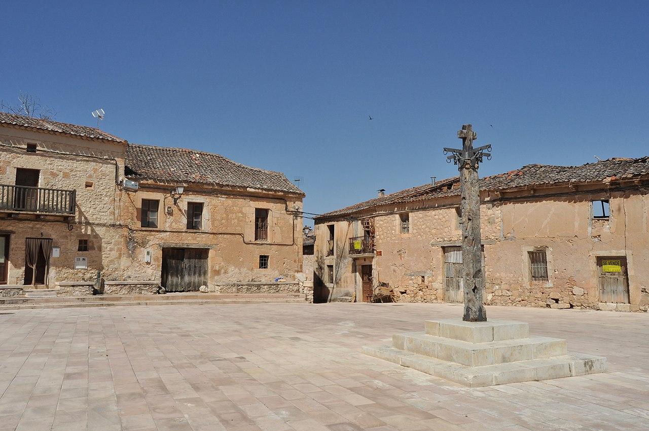 La villa de Maderuelo