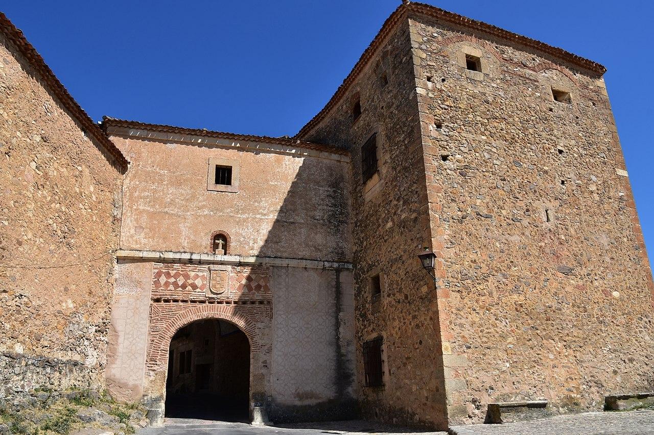 Vista de la Puerta de la Villa