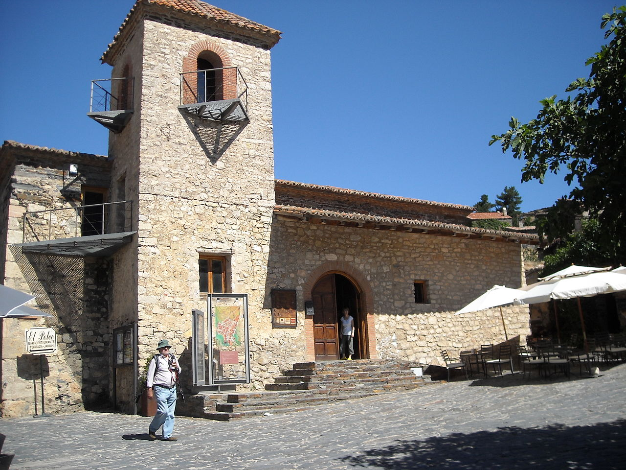 Vista de la iglesia de San José