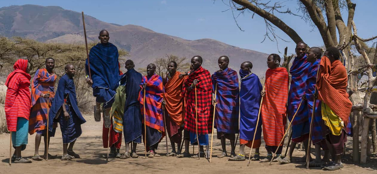 Costumbres y tradiciones de los masais   Actualidad Viajes