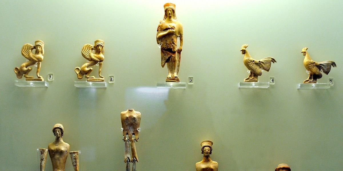 Museo de Micenas
