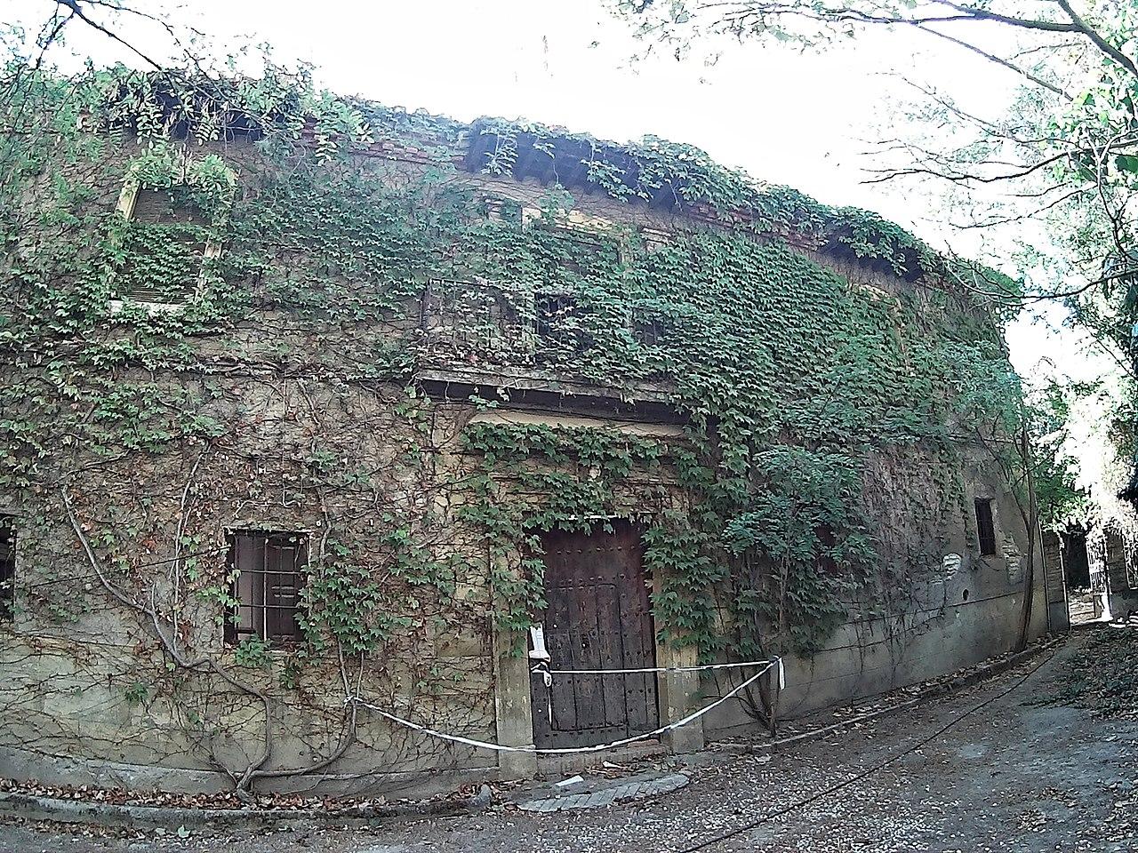Casa del Molino o de los Señores de Aragón
