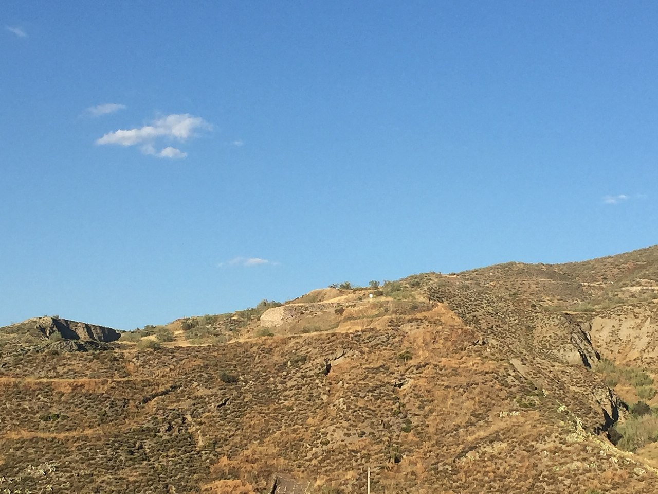 Vista del Cerro de la Encina