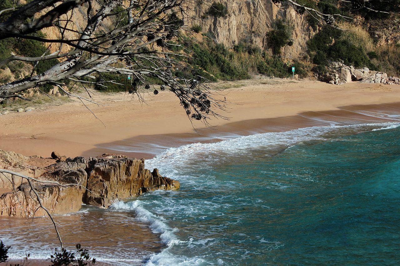 La playa dels Canyerets
