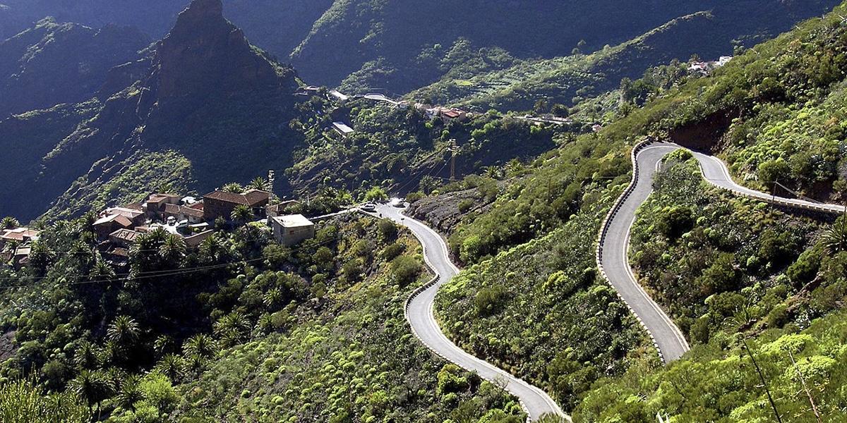 Carretera de Masca