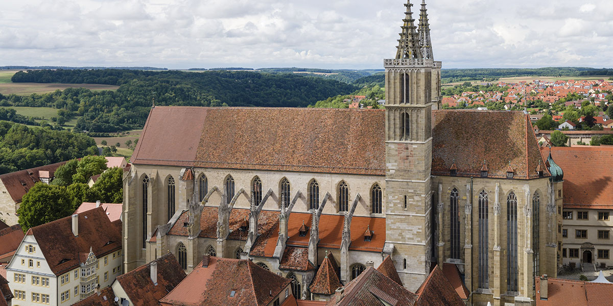 Iglesia de Rothenburg