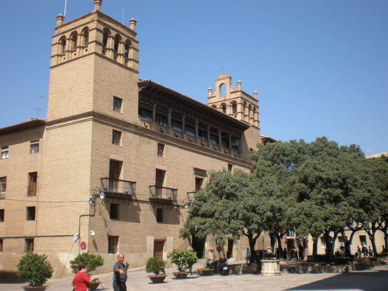 El Ayuntamiento de Huesca