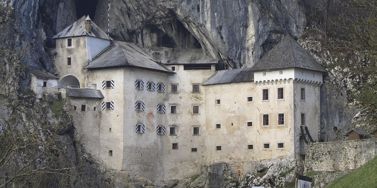 Castillo Predjama