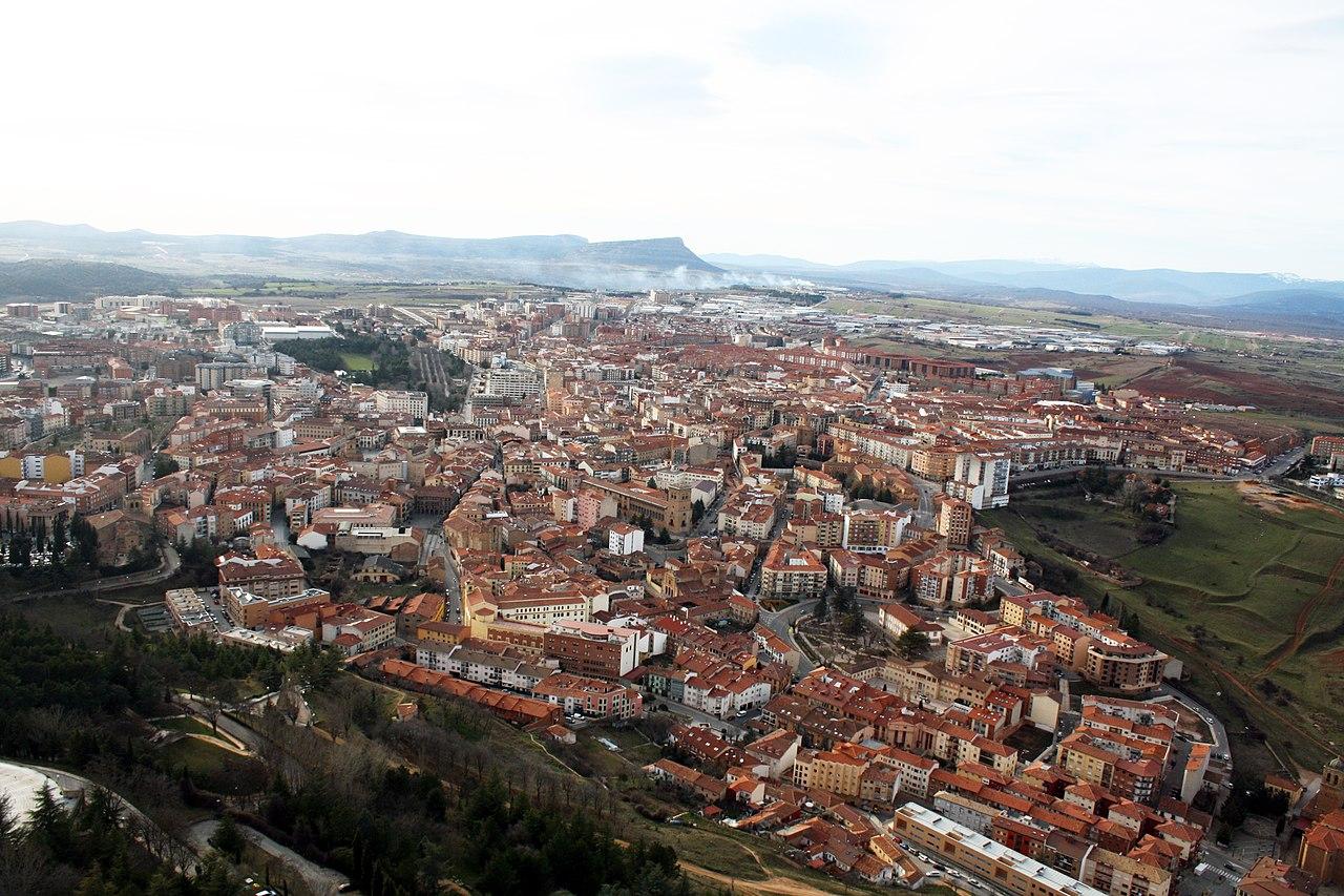 Vista de Soria