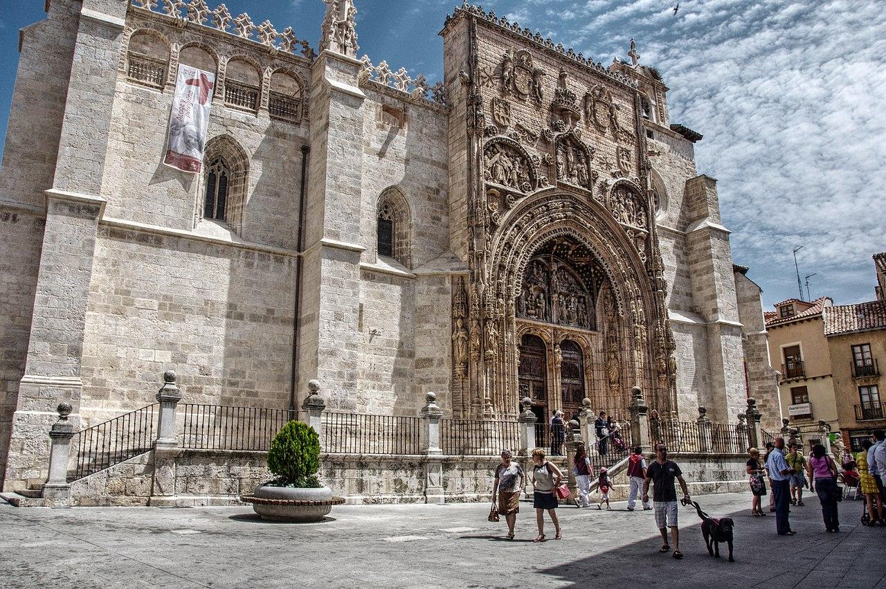 La iglesia de Santa María la Real