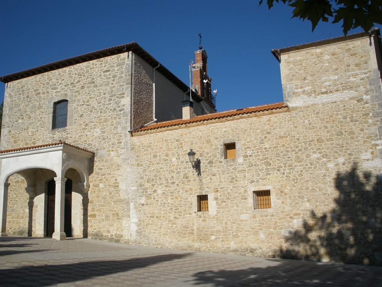 El Santuario de la Virgen de las Viñas