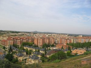 Vista de Barbastro