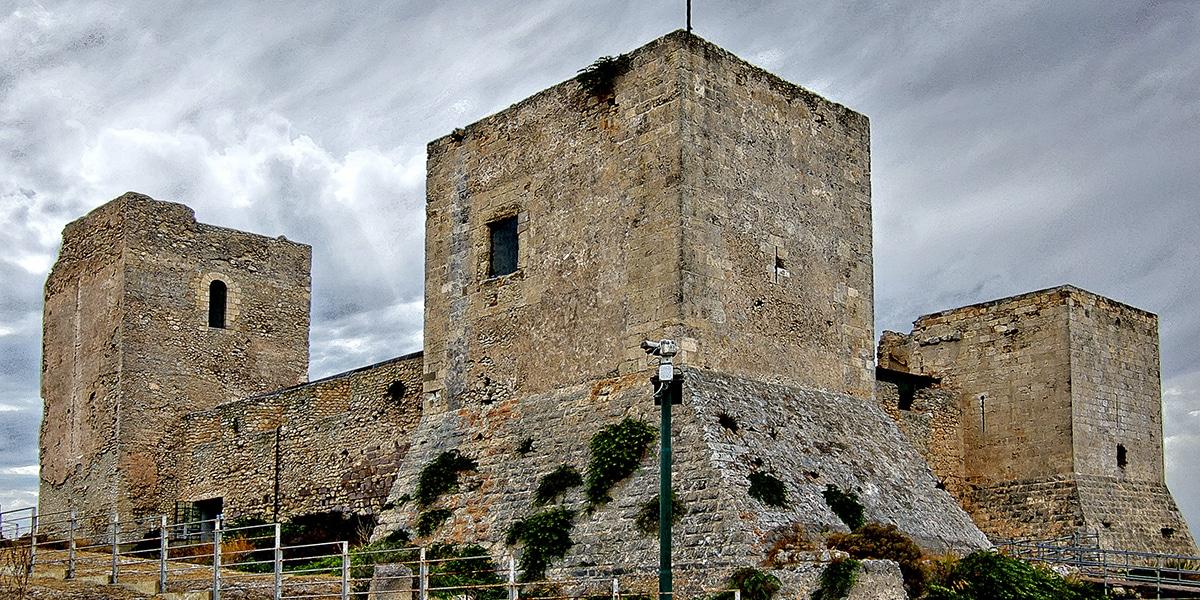 Castillo de Cagliari