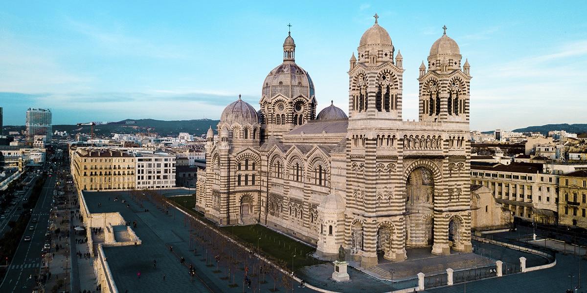 Catedral de Marsella
