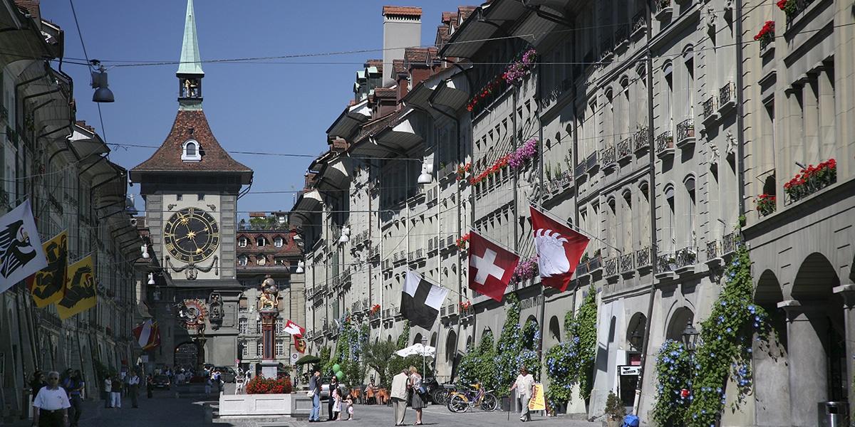 Suiza Berna
