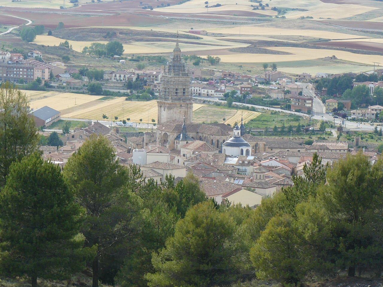 Vista de Burgo de Osma