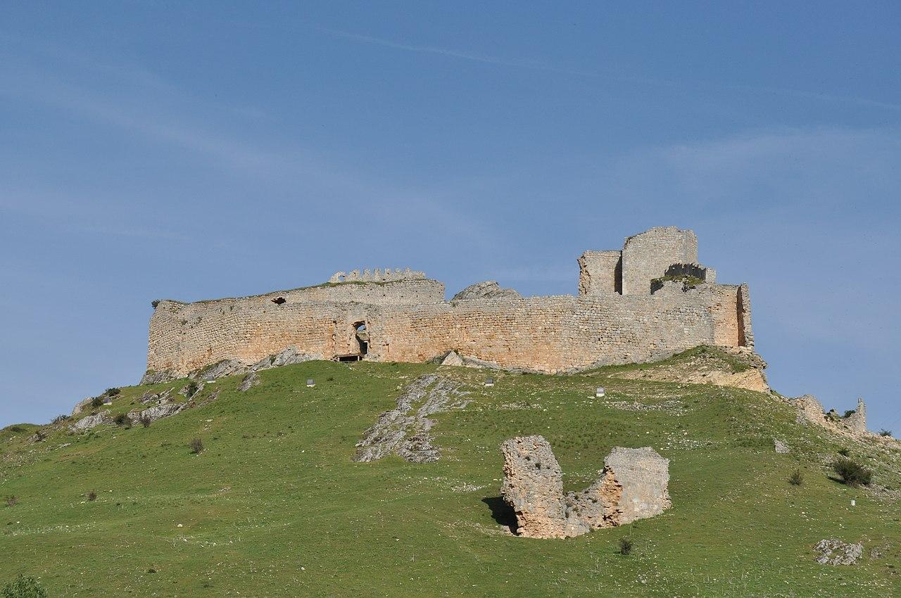 El castillo de Osma