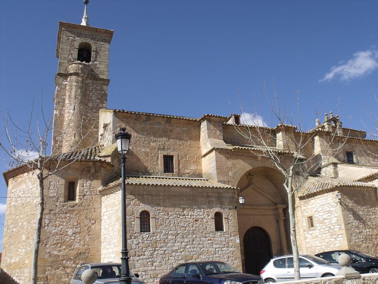Iglesia parroquial de Mota del Cuervo