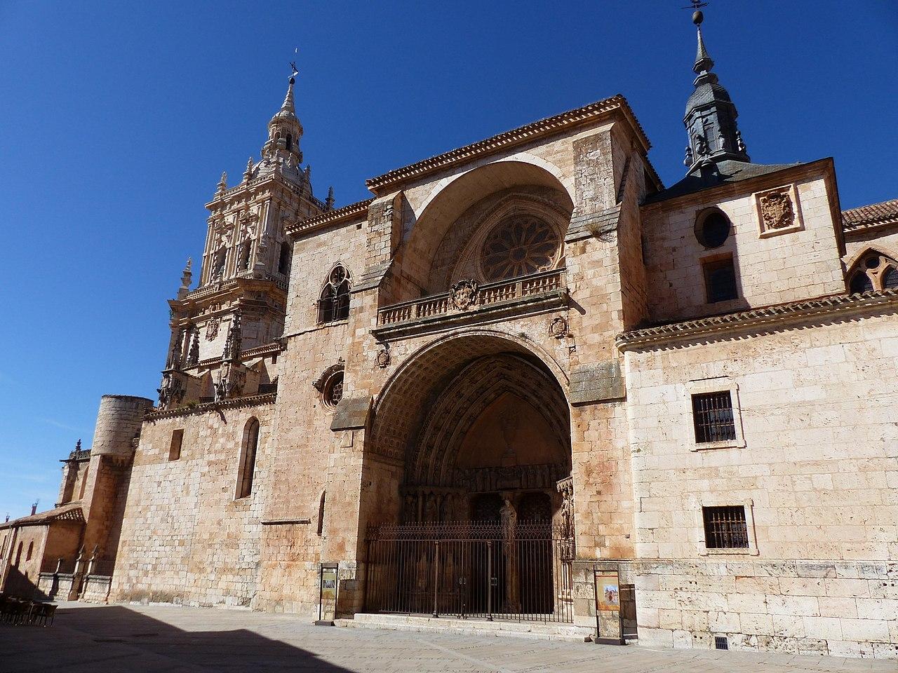 La catedral de Santa María de la Asunción