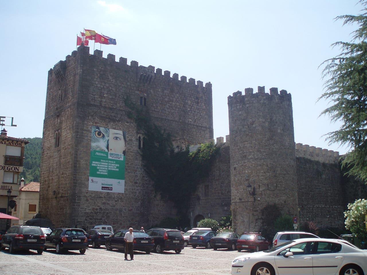 Castillo del condestable Dávalos