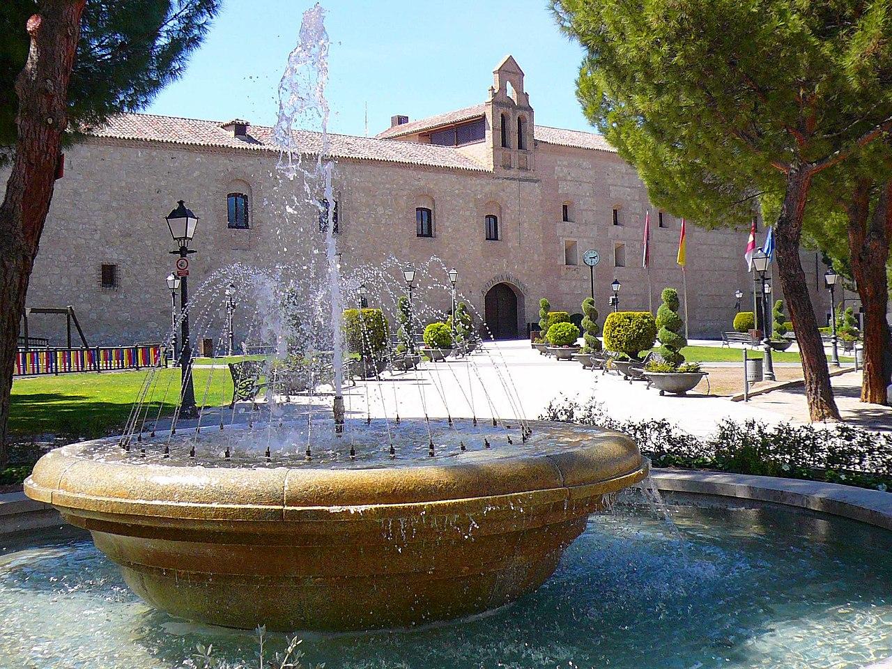 Palacio de don Pedro de Castilla