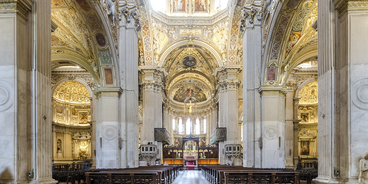 Basílica de Bérgamo