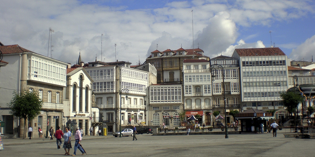 Plaza Betanzos