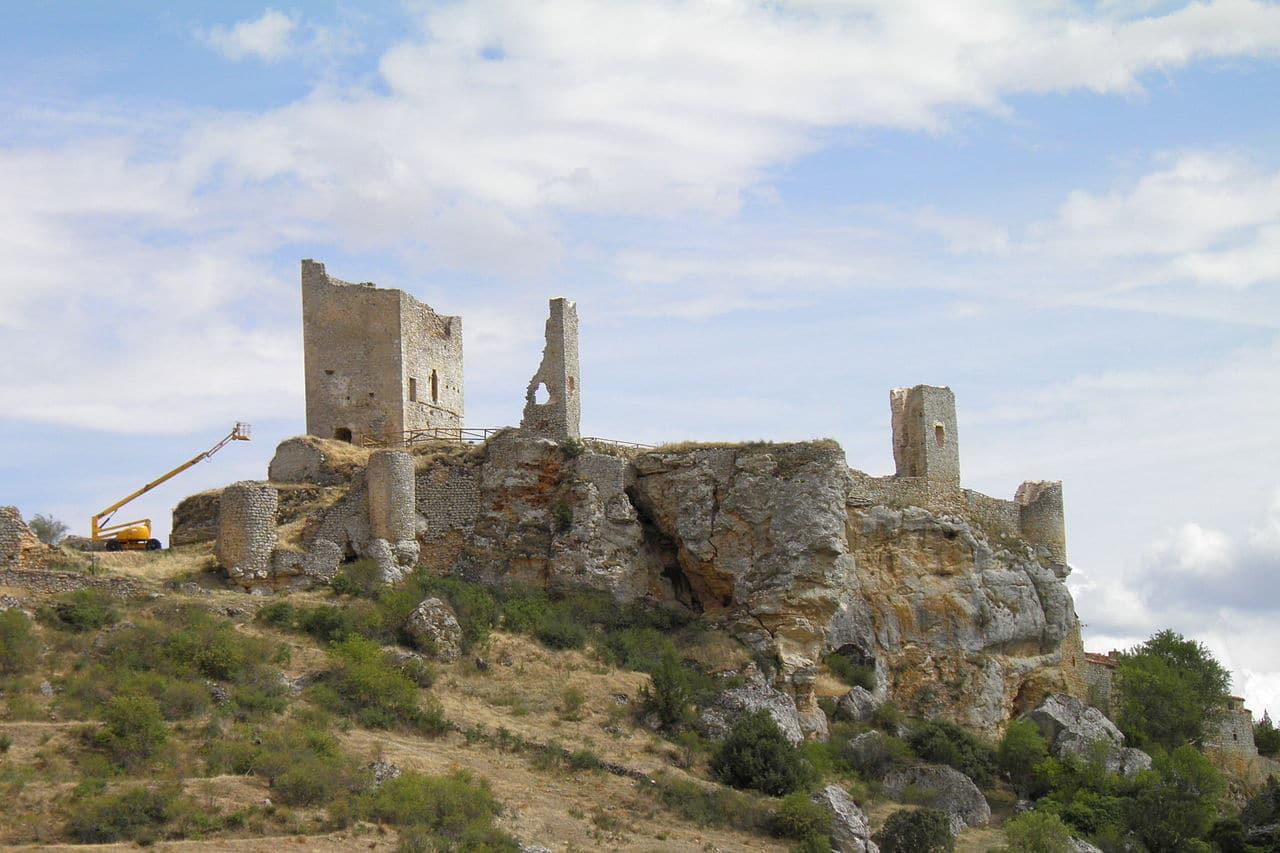 El castillo de Calatañazor