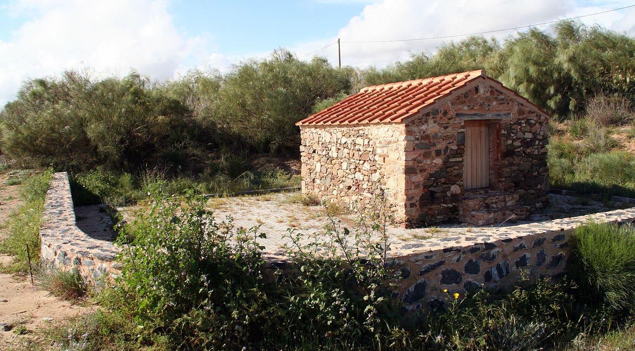 El Mausoleo Romano de Isla Canela