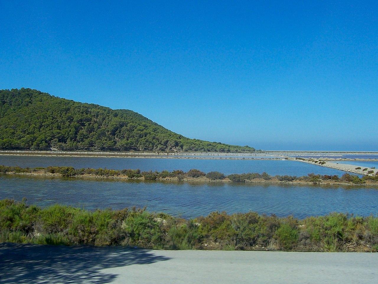 El Parque Natural de las Salinas del Duque