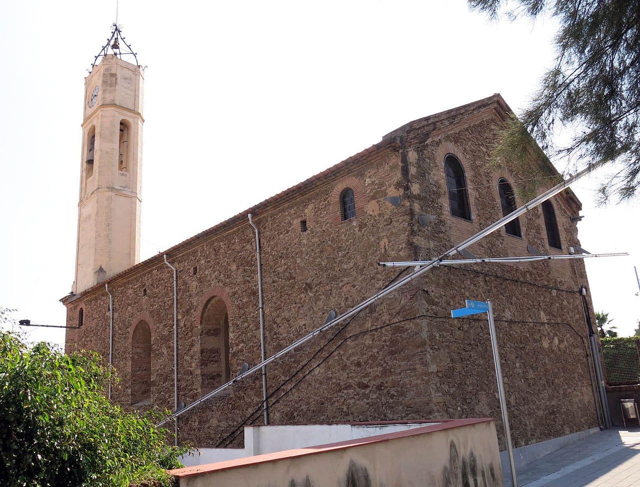 Iglesia de San Juan de Montgat