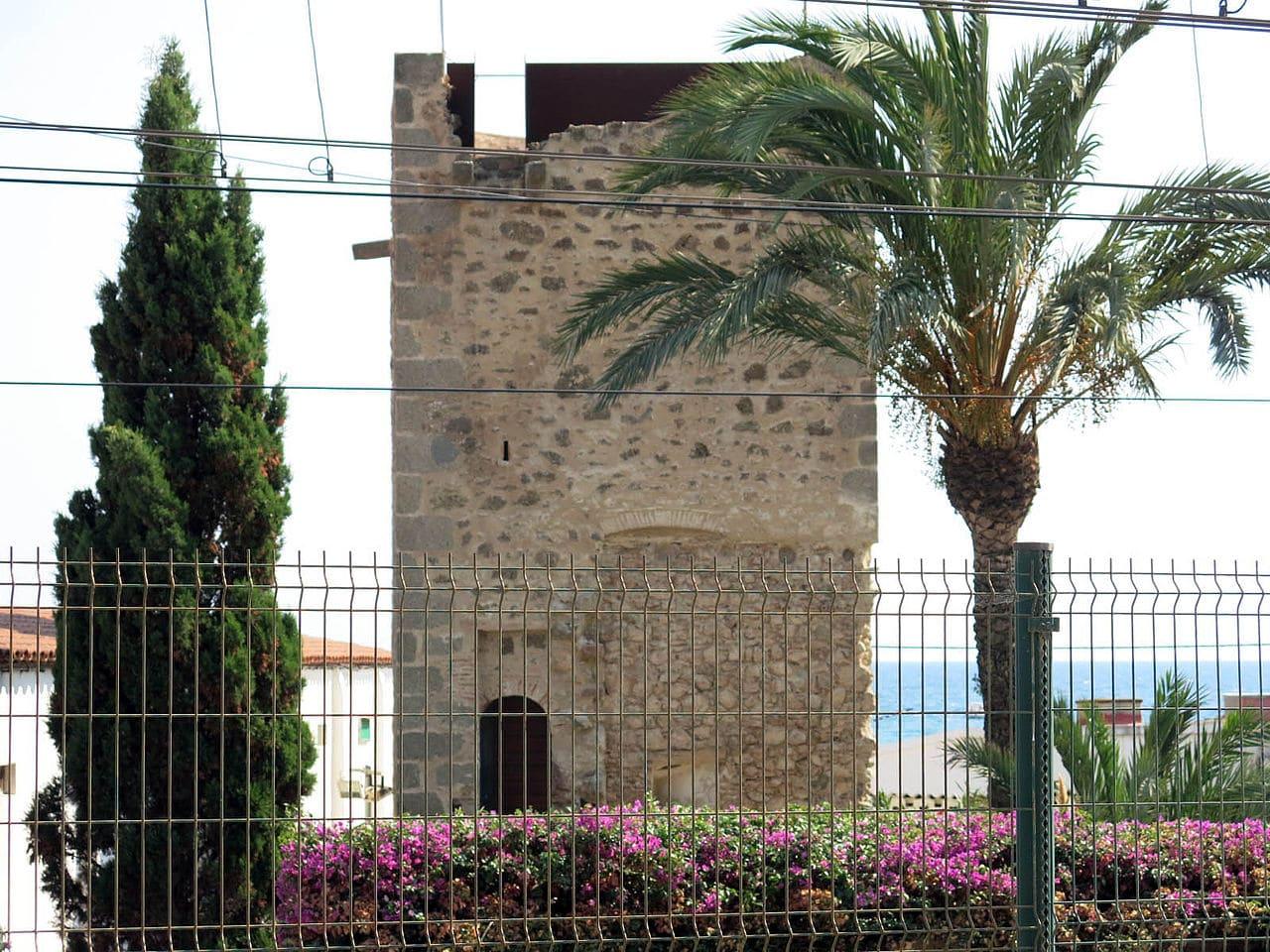 La torre de Ca l'Alsina