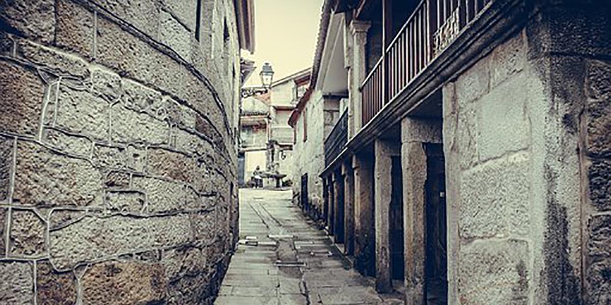 Calles de Combarro