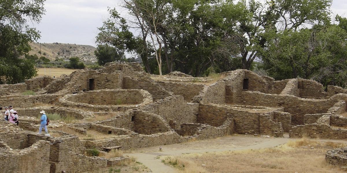 Ruinas aztecas
