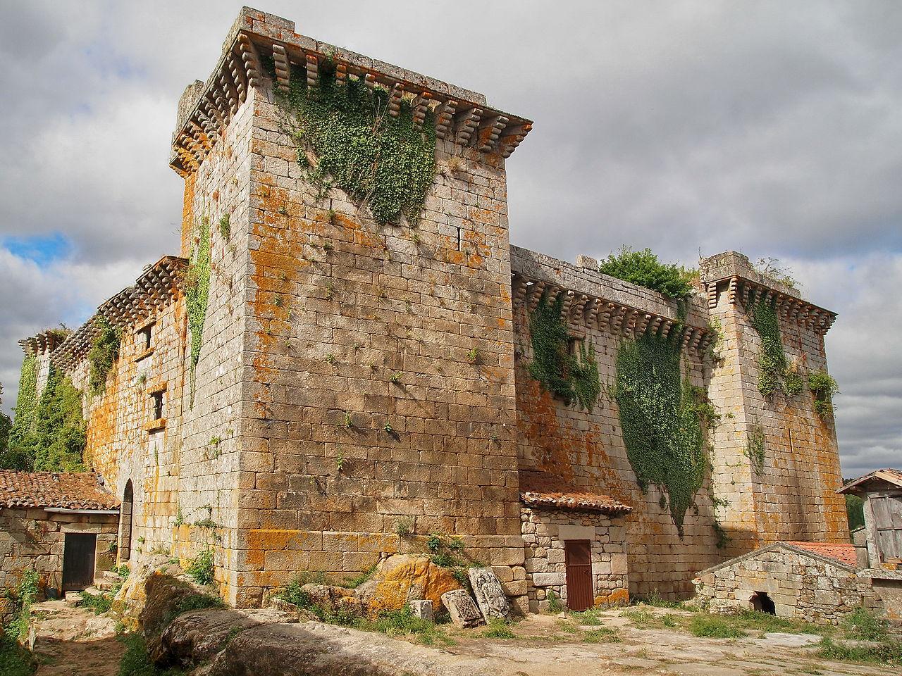 El castillo de Pambre