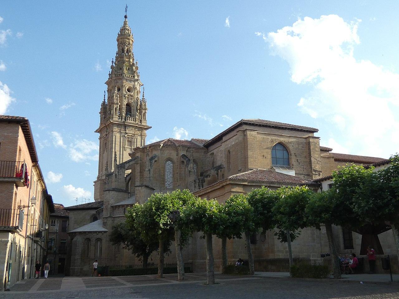 La catedral de Santo Domingo de la Calzada