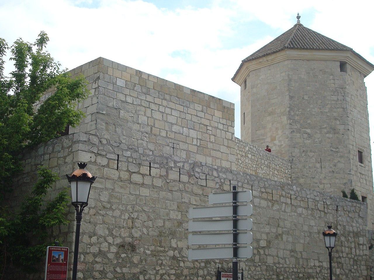 El castillo del Moral
