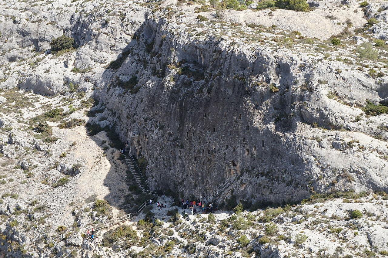 Las Cuevas de los Moros