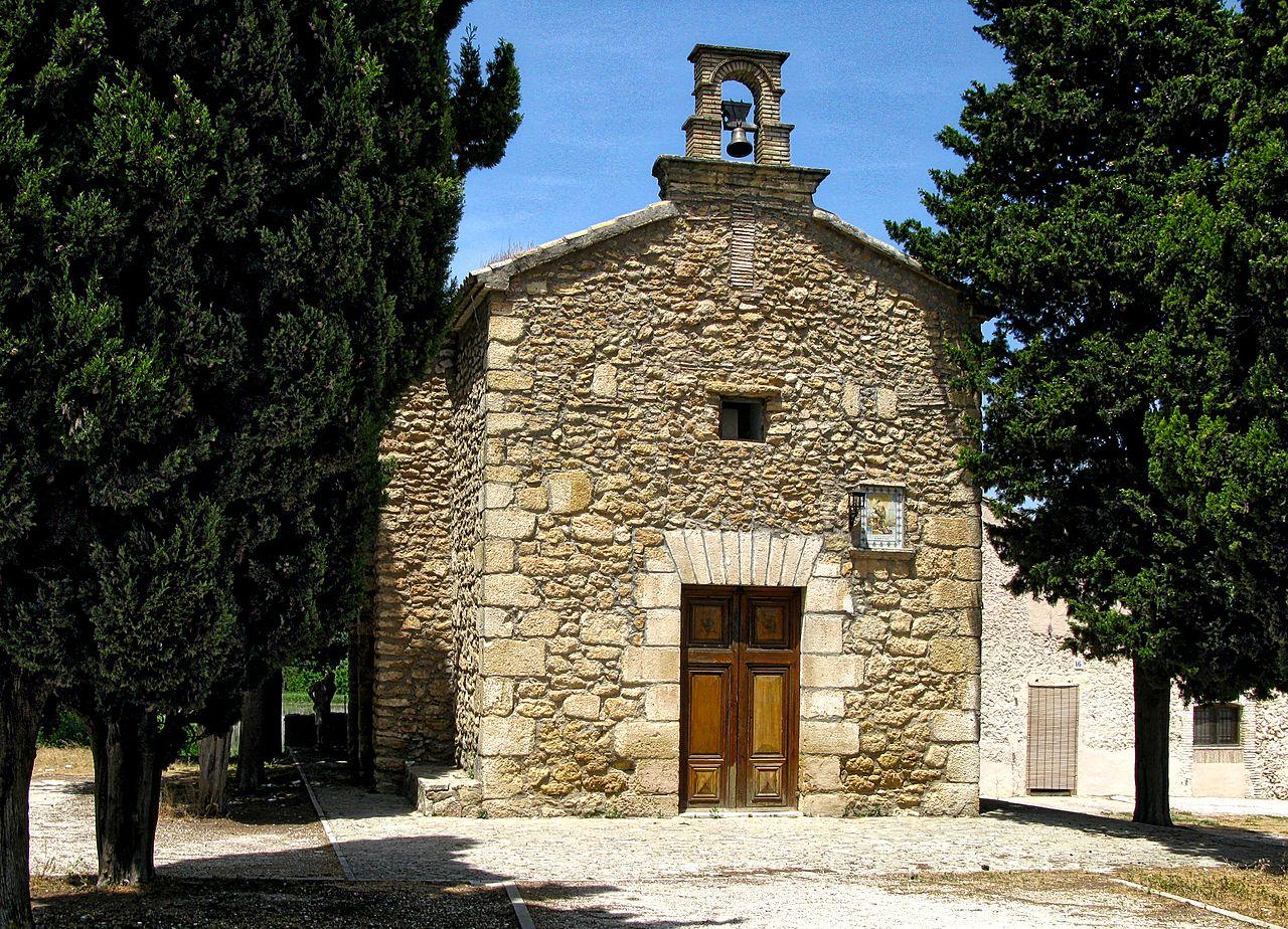 La ermita de San Antonio