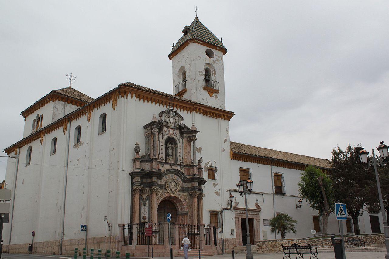 El Hospital de San Juan de Dios