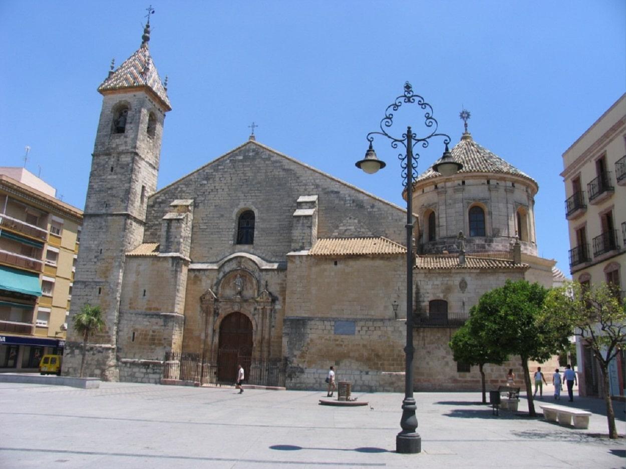 La iglesia de San Mateo