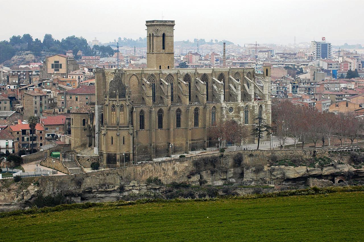 Catedral de Manresa
