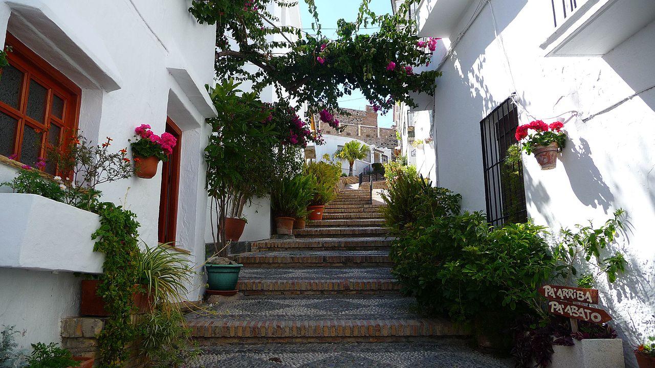 Calle de Salobreña
