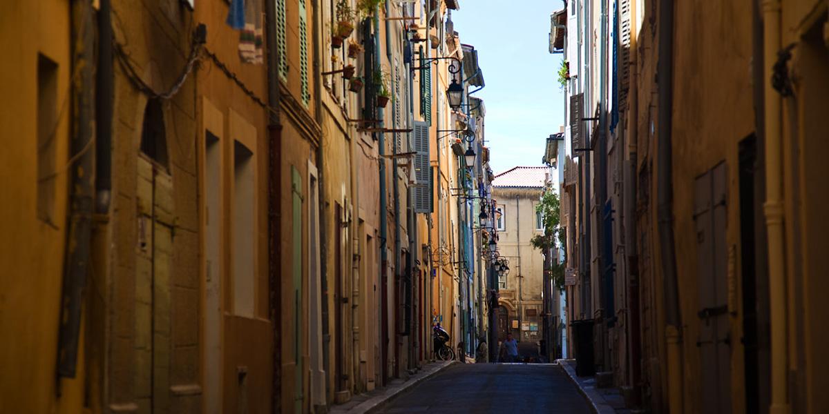 Le Panier en Marsella